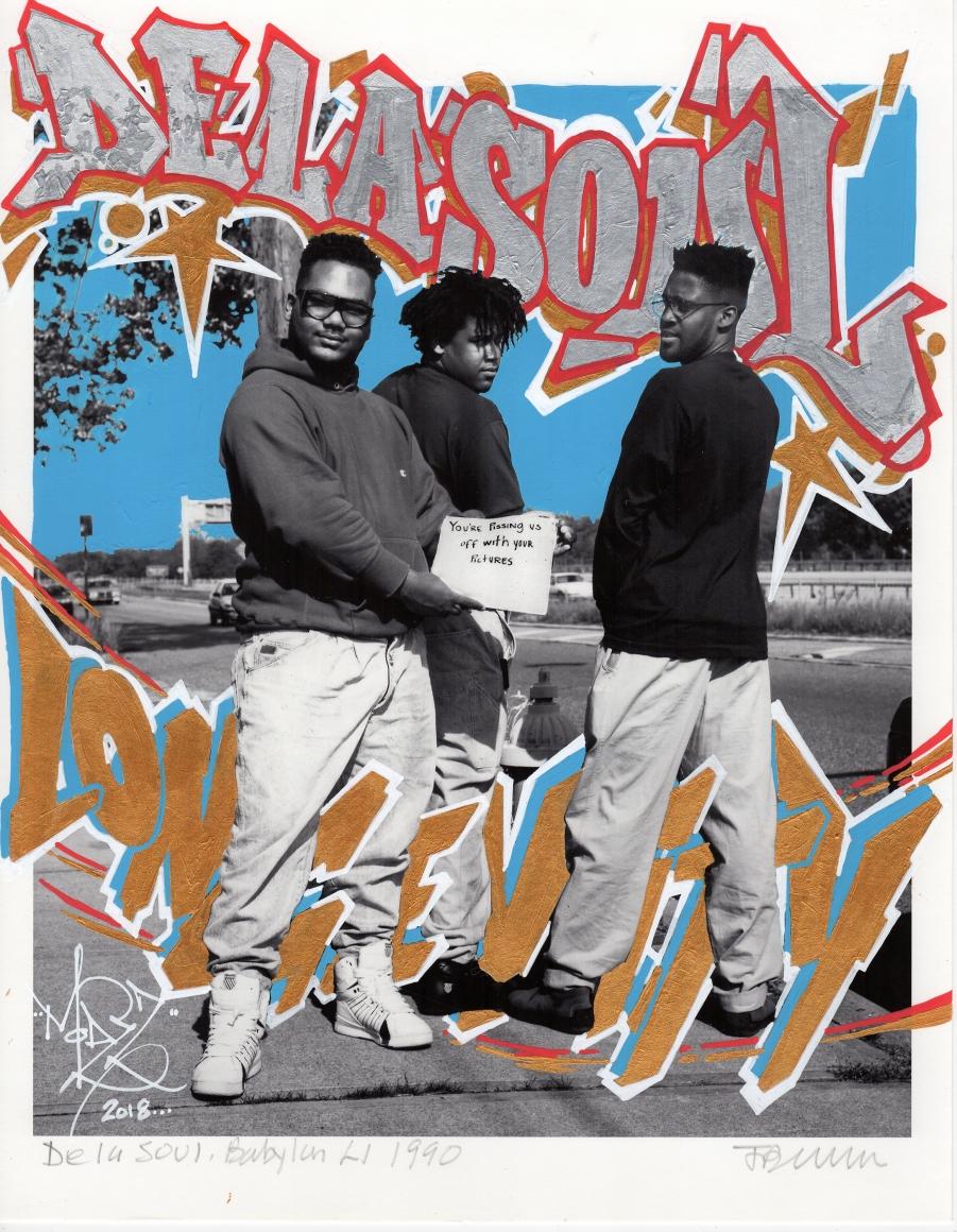 MODE 2 , De La Soul, 1990/2017