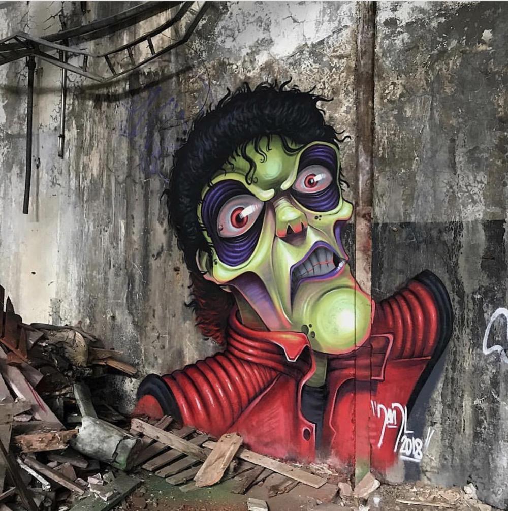 Mural by David Lozano