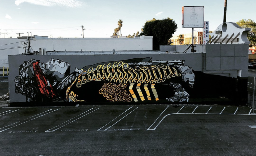 Mural by David Flores