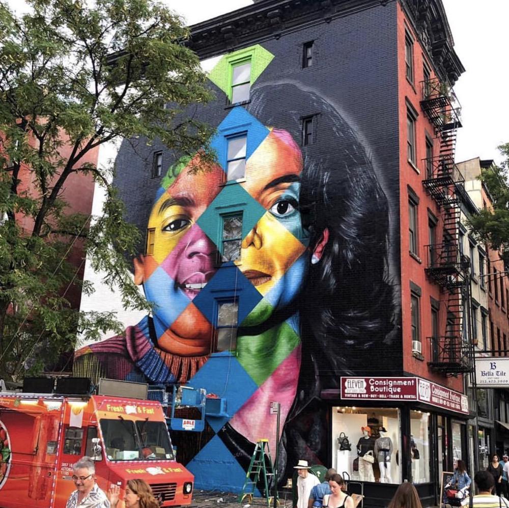Mural by Eduardo Kobra (1)