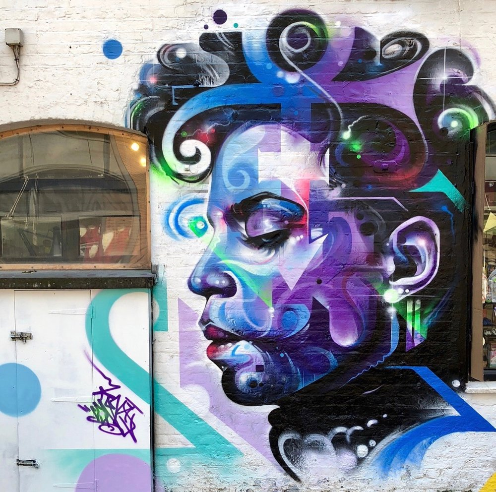 Mural by Mr Cenz