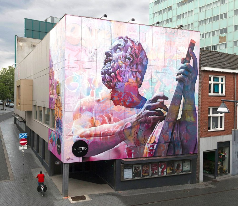 Mural by Pichiavo