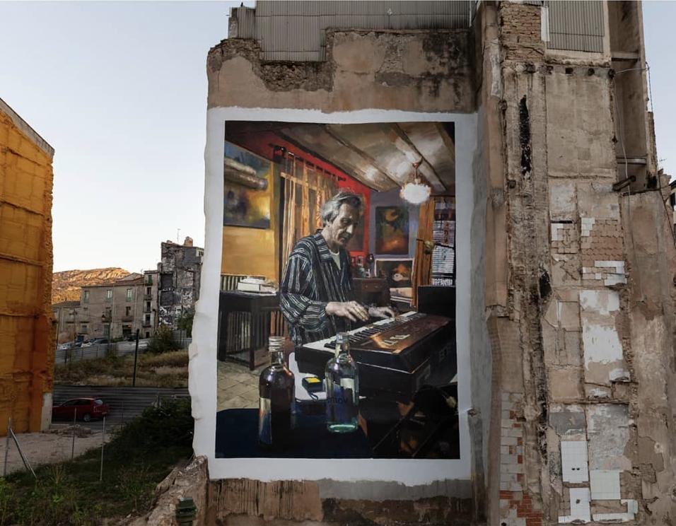 Mural by Sebas Velasco