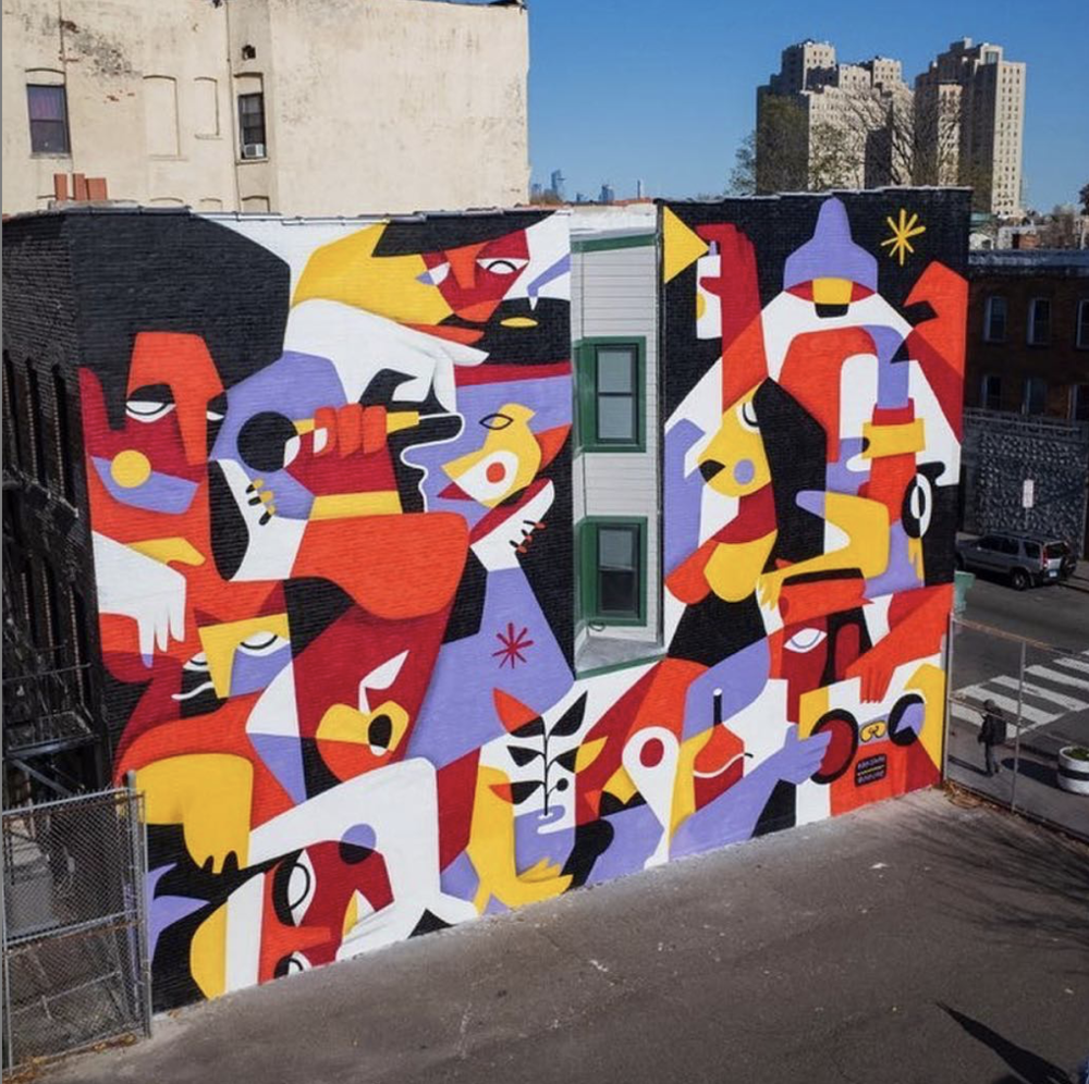 Mural by Zoonchez
