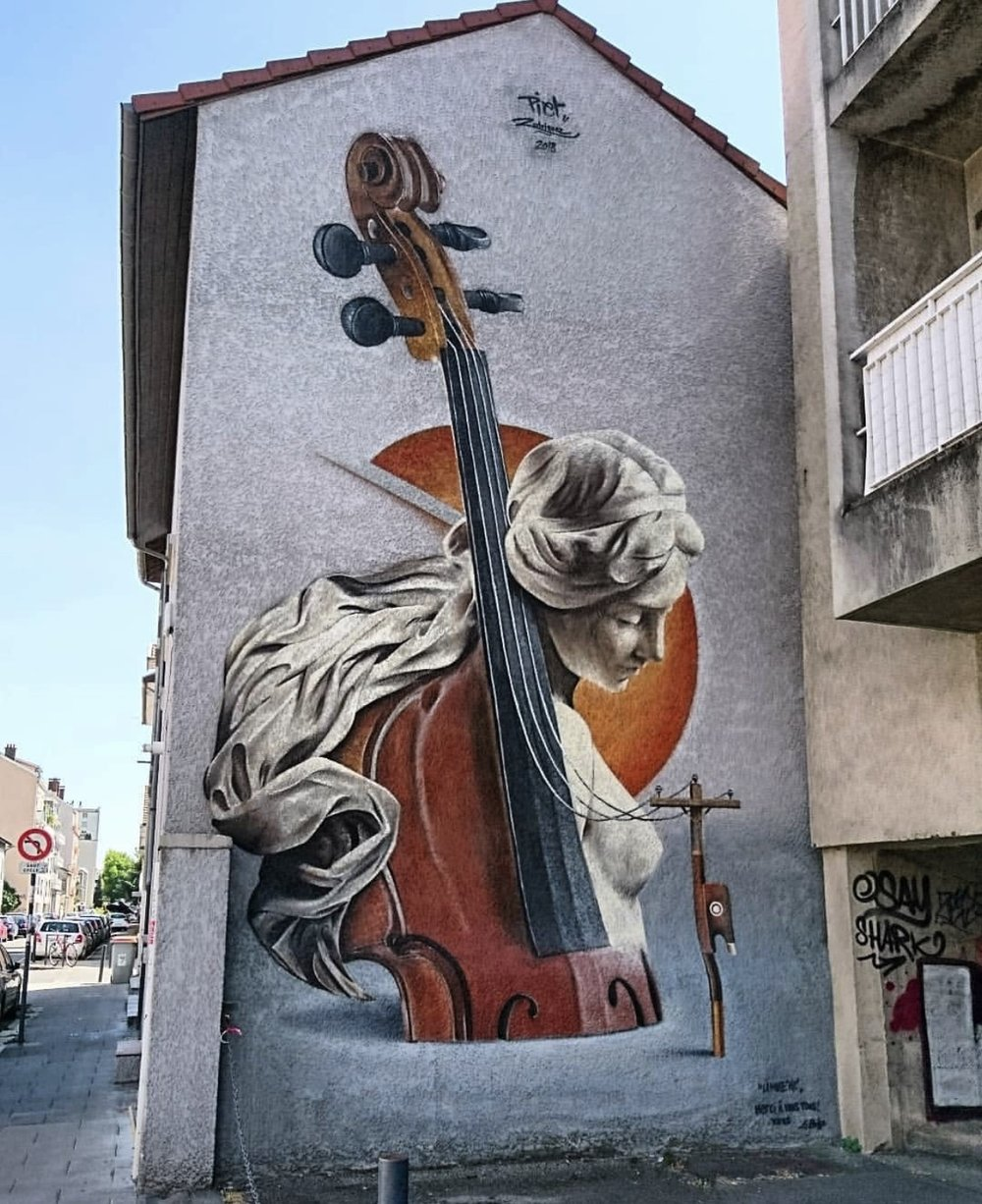 Mural by Piet Rodriguez