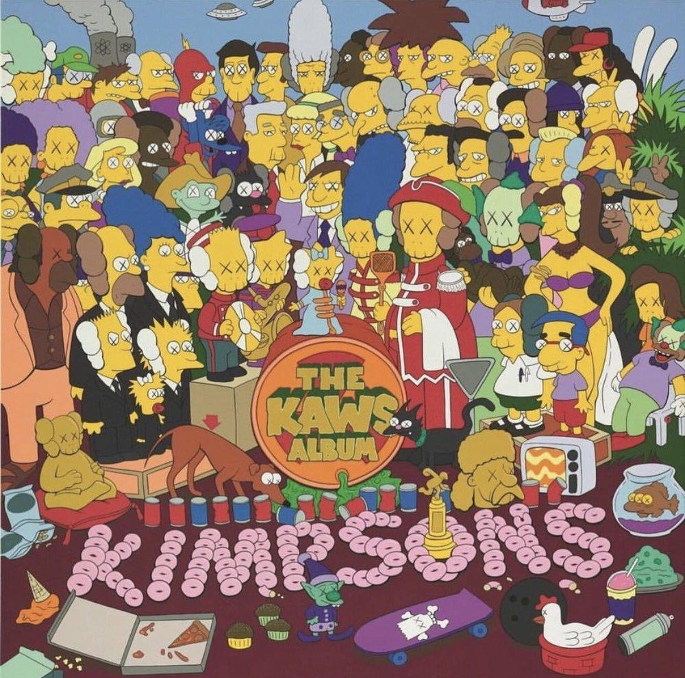KAWS, 'The KAWS Album' (2005)