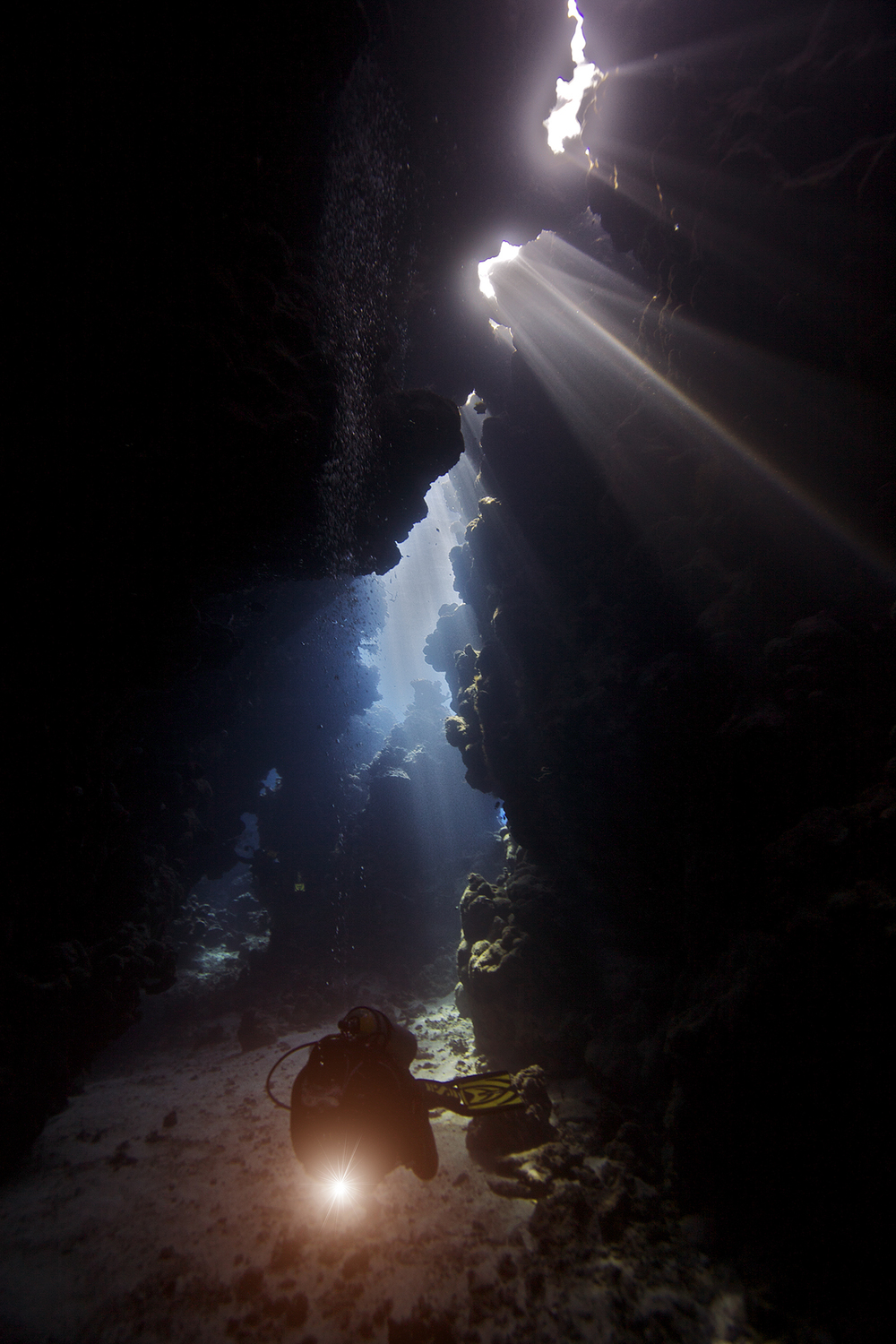 Red Sea Caves