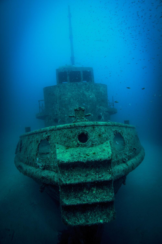 Tug Boat Rosie