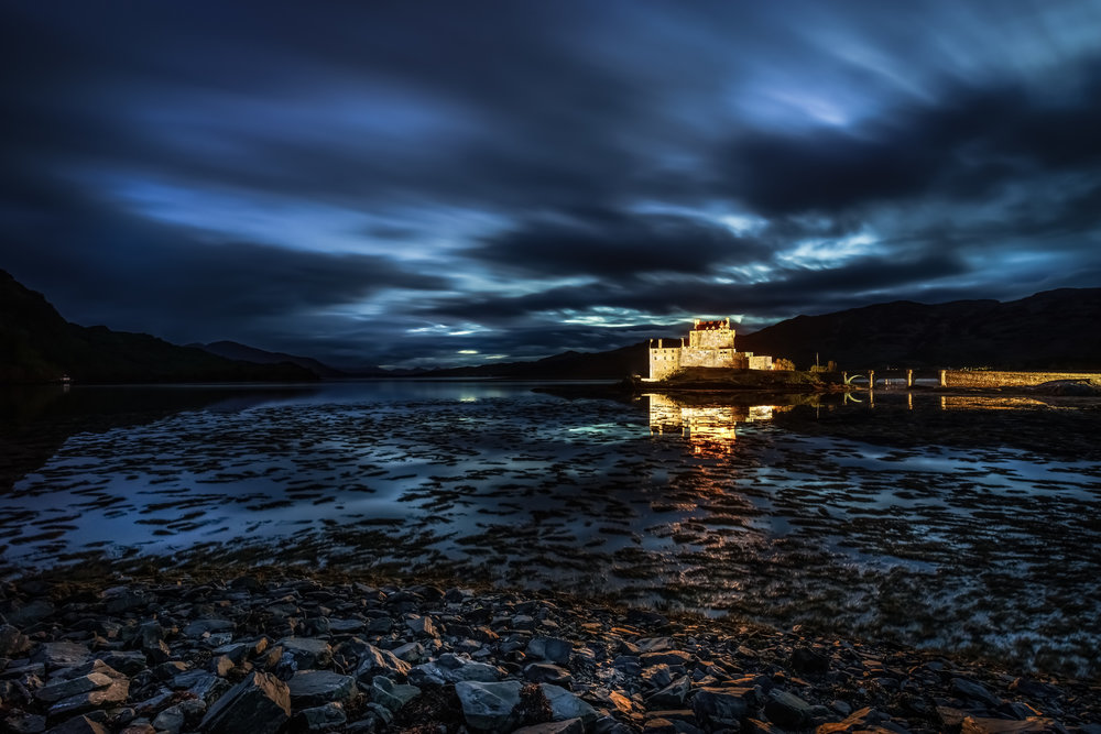 midnight at loch alsh