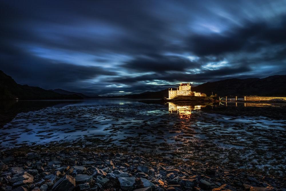 midnight at loch alsh