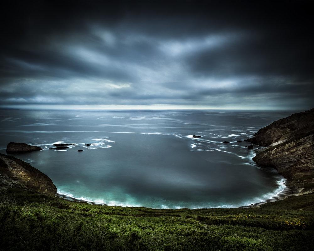 playa del silencio -Asturias