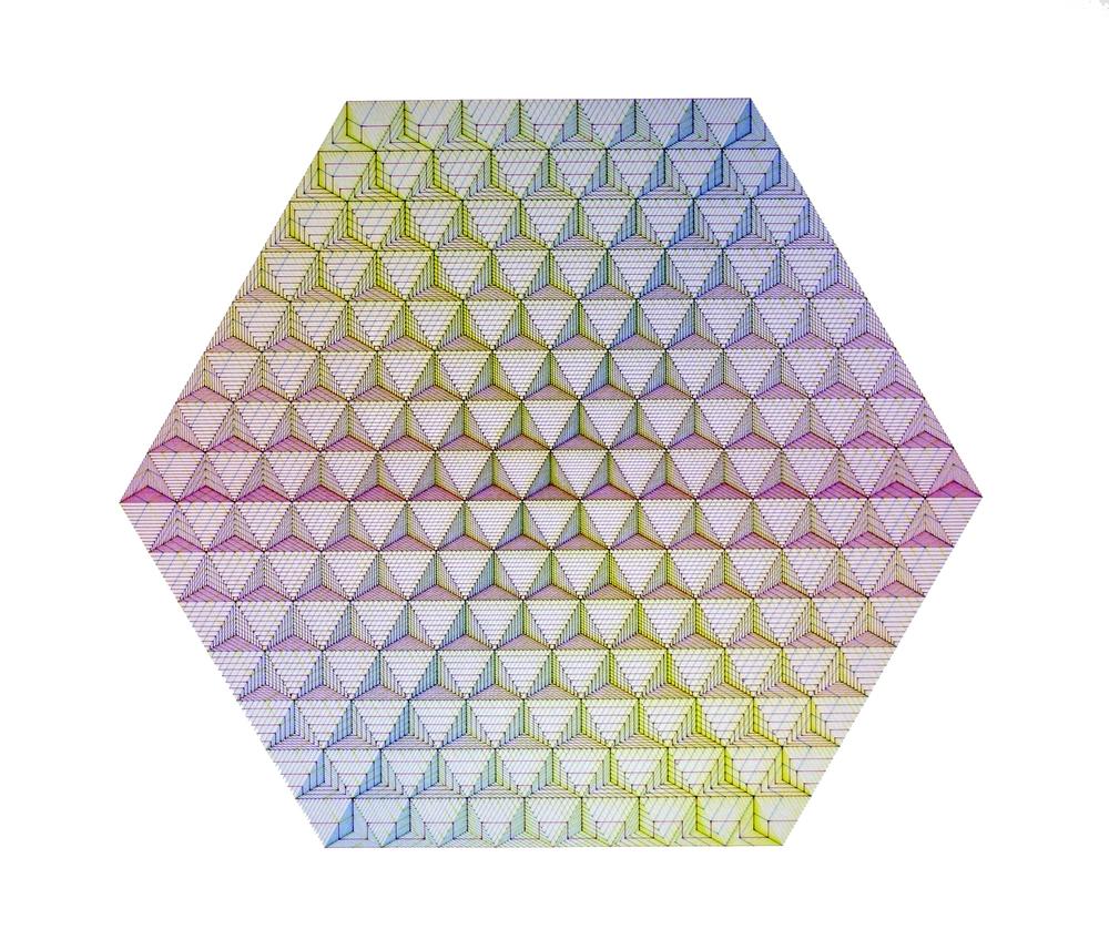 CMY Tetrahedron