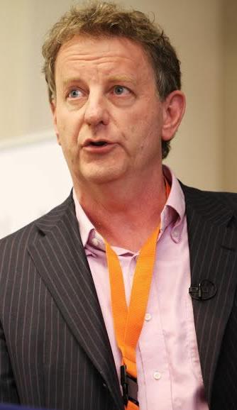 Jeremy Leggett /// Founder -Solarcentury