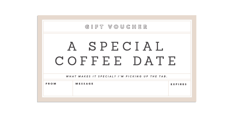 Dating website gift voucher