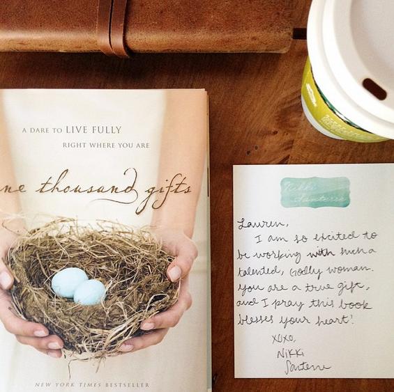 Monday's Letters - Elle & Company