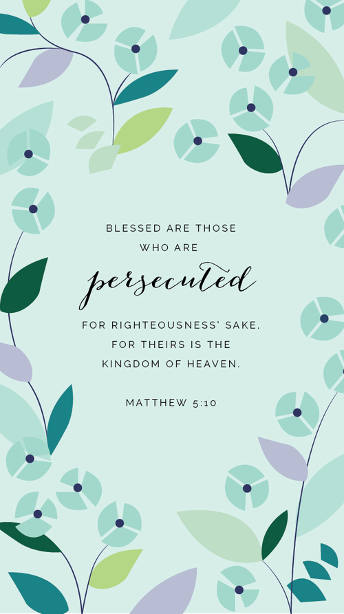 Free scripture backgrounds for your phone each week from Elle & Company!