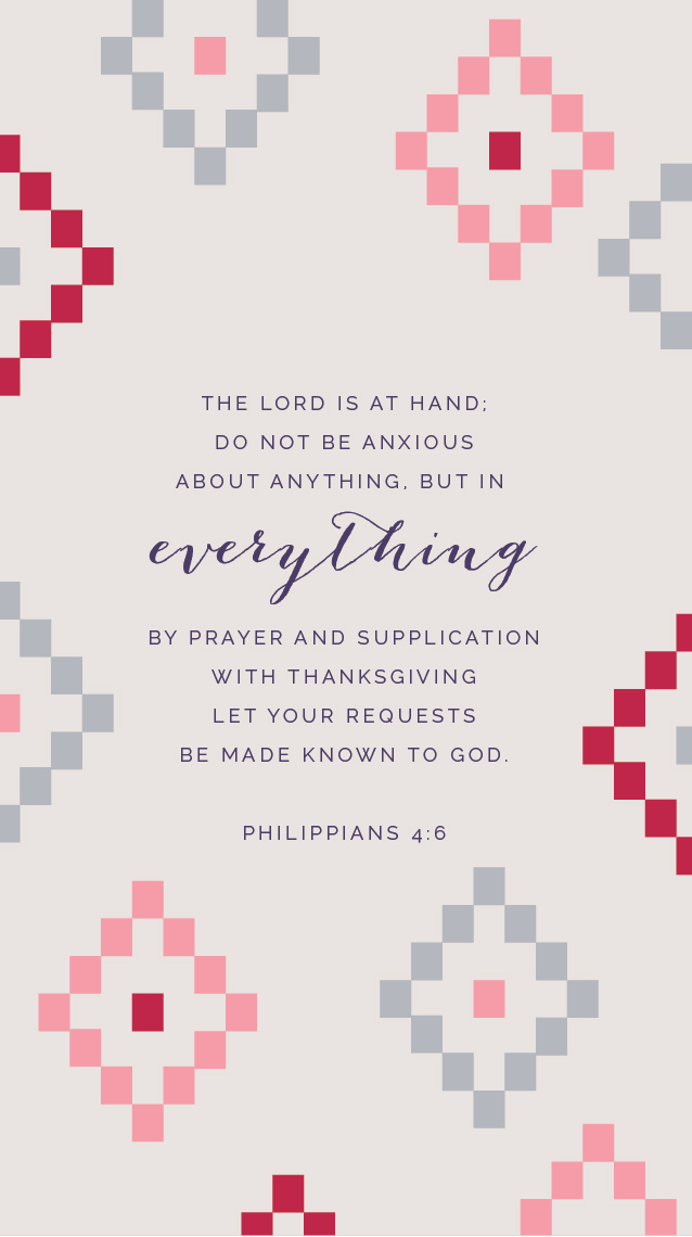 Weekly Truth, Thanksgiving edition - Free Scripture backgrounds from Elle & Company