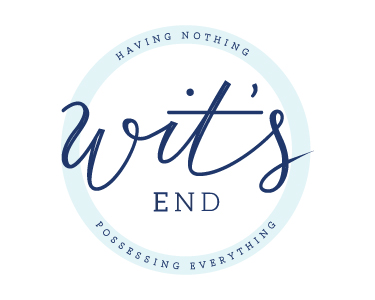 Wit's End secondary logo - Elle & Company