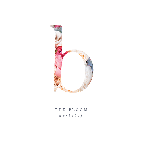Bloom Workshop branding - Elle & Company