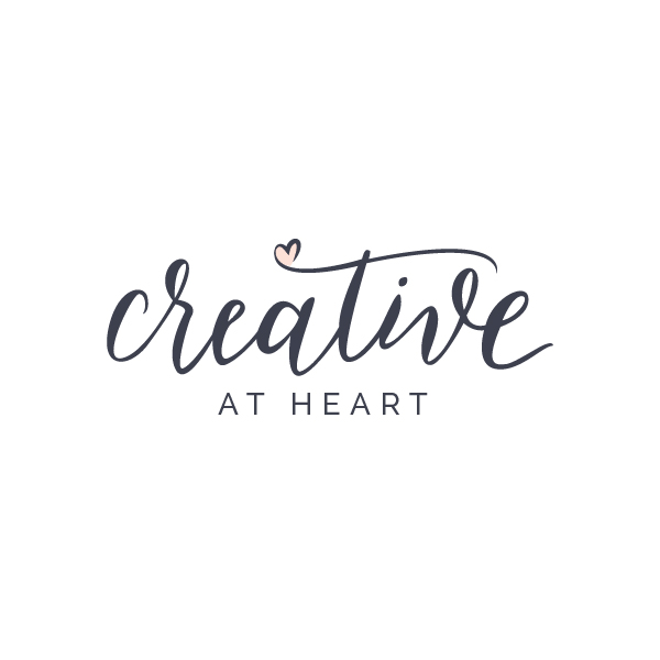 Creative at Heart Conference branding - Elle & Company