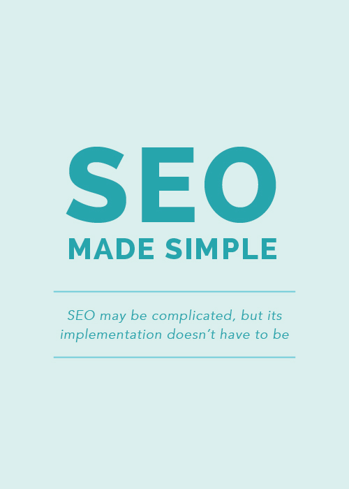 SEO Made Simple | Elle & Company