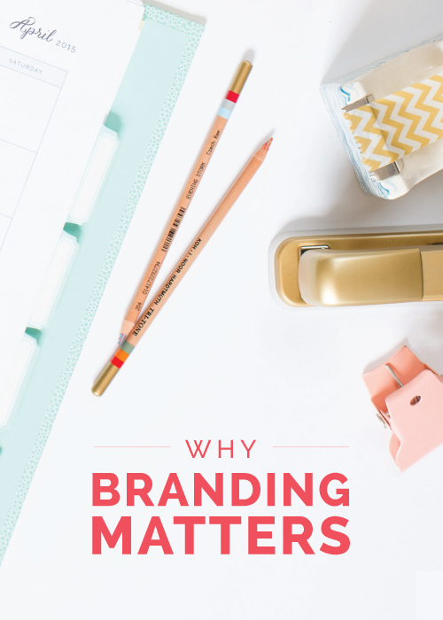 Why Branding Matters - Elle & Company