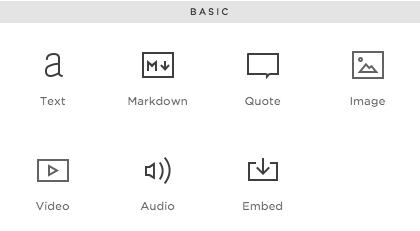 Using Squarespace Blocks - Elle & Company