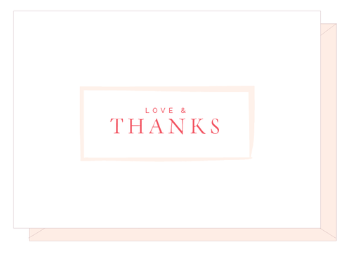Thank you cards for Bulloss Photography - Elle & Company