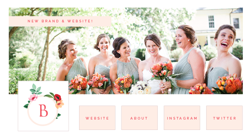 New Brand + Website Design for Bulloss Photography | Elle & Company