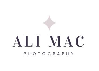 Secondary logo for Ali Mac Photography - Elle & Company
