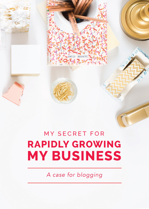 My Secret for Rapidly Growing My Business | Elle & Company