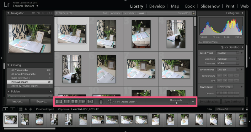Getting Started with Adobe Lightroom | Elle & Company