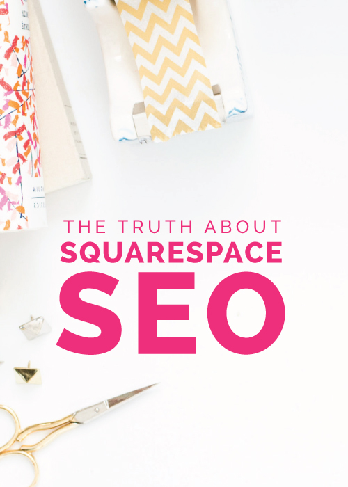 The Truth About Squarespace SEO