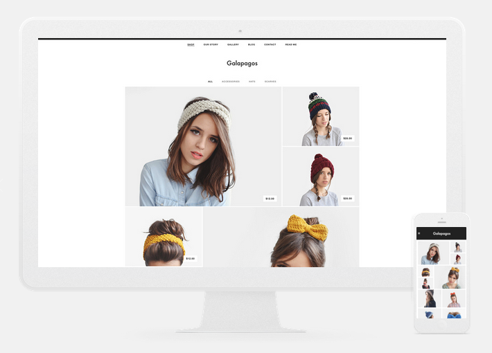 Setting Up Shop in Squarespace | Elle & Company