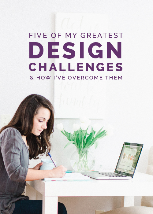 Five of My Greatest Design Challenges (and how I've overcome them) - Elle & Company