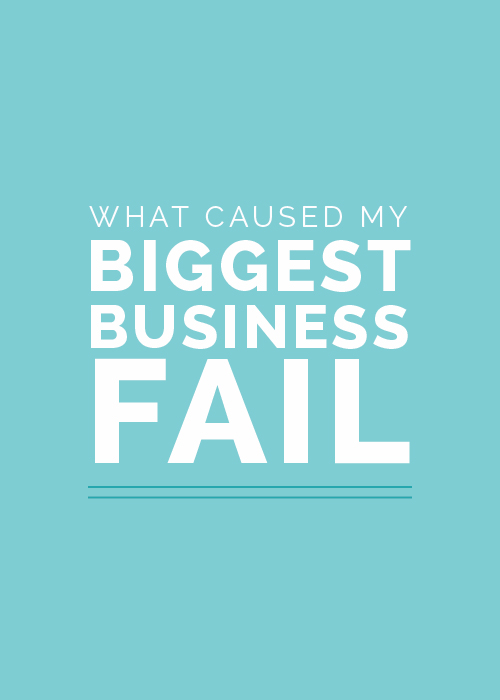 What Caused My Biggest Business Fail (and an update on our 100k goal) - Elle & Company