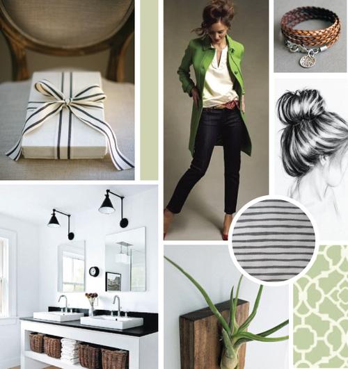Inspiration board for Lori Hedrick Photography - Elle & Company