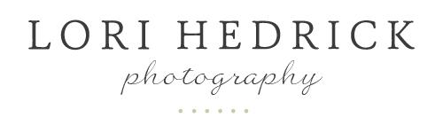 Logo for Lori Hedrick Photography - Elle & Company