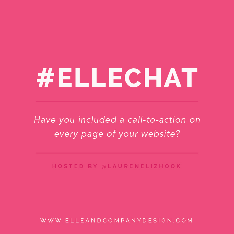 A Helpful Guide for Utilizing Twitter Chats | Elle & Company