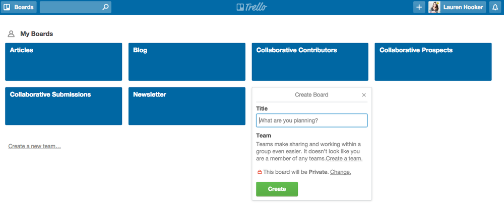 Getting Your Blog Organized with Trello | Elle & Company