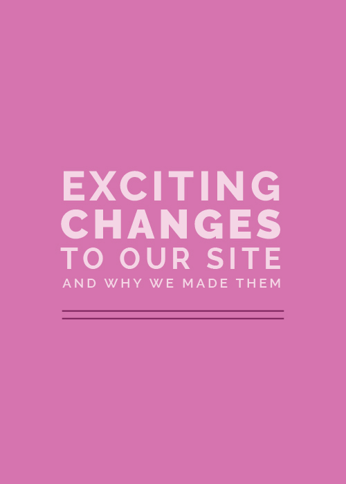 Exciting Changes to the Elle & Company Website (and why we made them) - Elle & Company