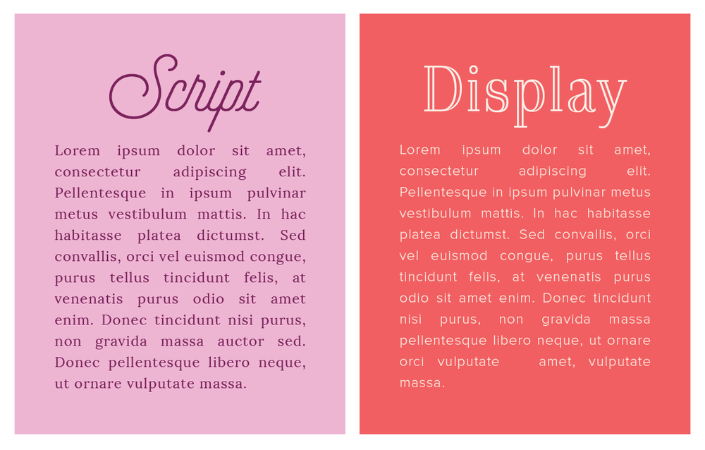 Finding, Choosing and Pairing Brand Fonts | Elle & Company