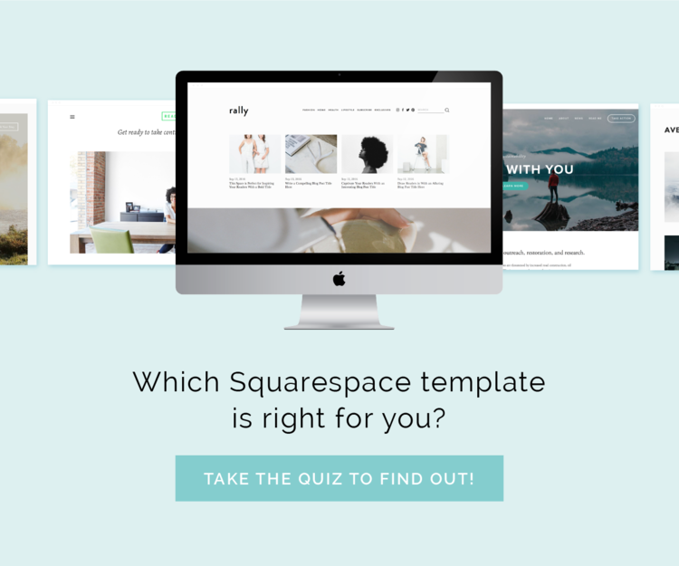 5 Things You Should Investigate During Your 14-Day Squarespace Trial | Elle & Company