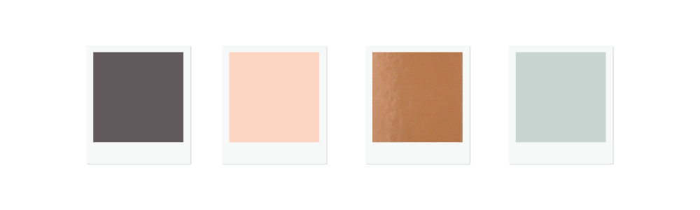 Brand Challenge Day 11: Come up with your color palette | Elle & Company