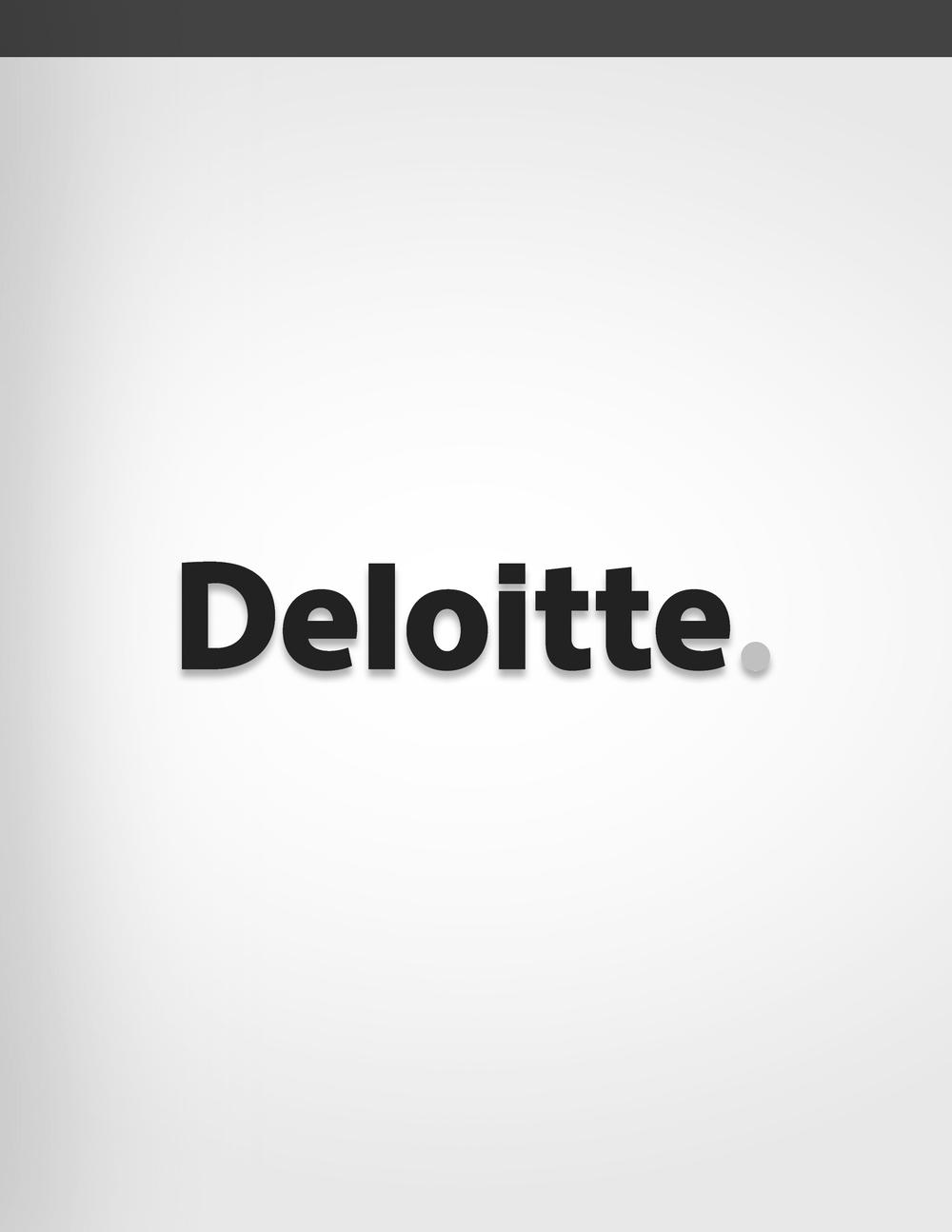M&A Trends Report  (Deloitte)