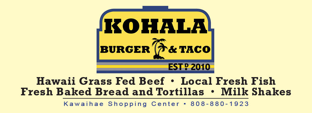 Kohala Burger and Taco