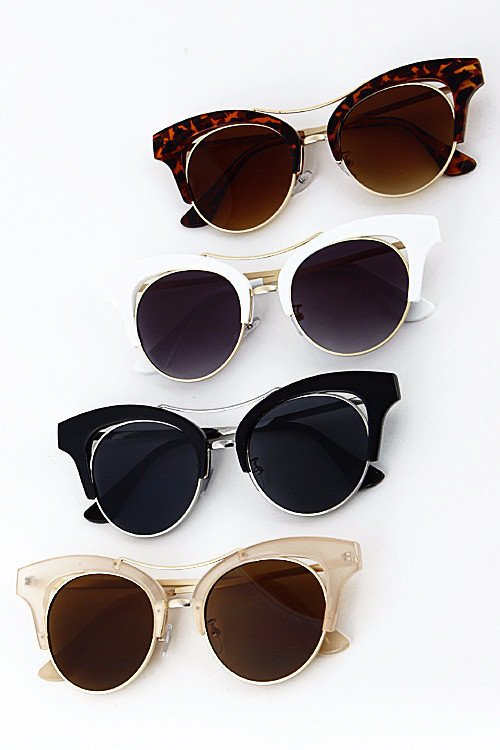 Doris Sunnies - Metal Marvels