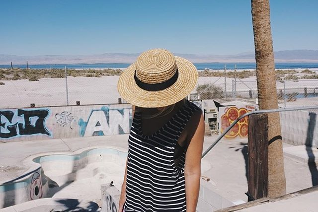 If you're ever in Southern California - I highly recommend checking out the Salton Sea and it's surroundings. Urban decay at it's finest. 🇺🇸🌵✌🏼️#travel #wanderlust #california #usa #losangeles