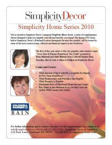Home series Tax Credit