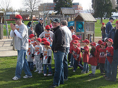 Kirkland American Little League Parade - 06